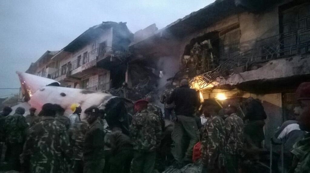 Kenya plane crash