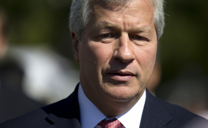 Jamie Dimon, chairman and CEO of JP Morgan Chase