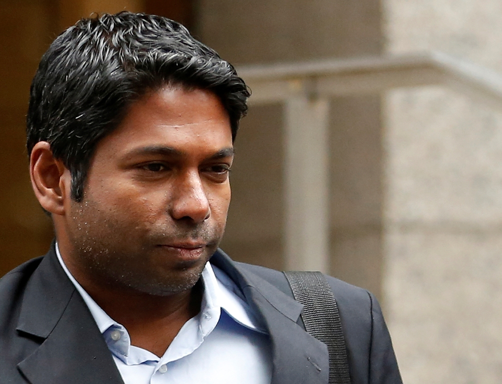 US Judge Dismisses Two Insider Trading Charges Against Rengan Rajaratnam