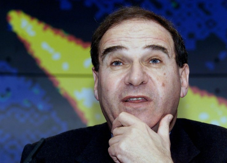 Former Home Secretary Sir Leon Brittan