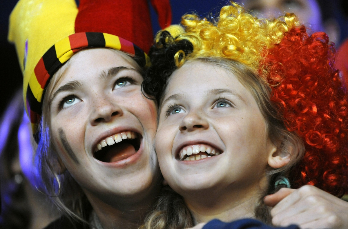 Belgium Fans Delighted with Victory over USA