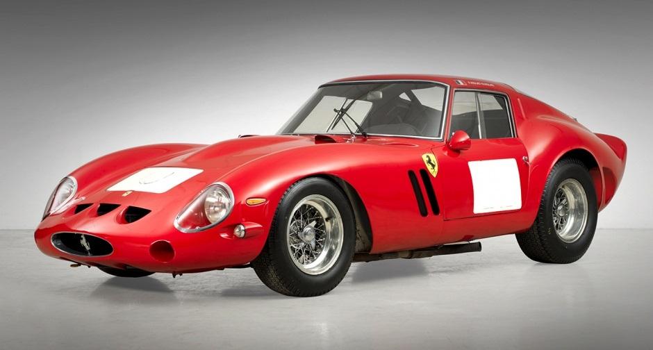 Classic Mercedes For Sale >> Ferrari 250 GTO Berlinetta Set To Fetch £35 Million At California Auction