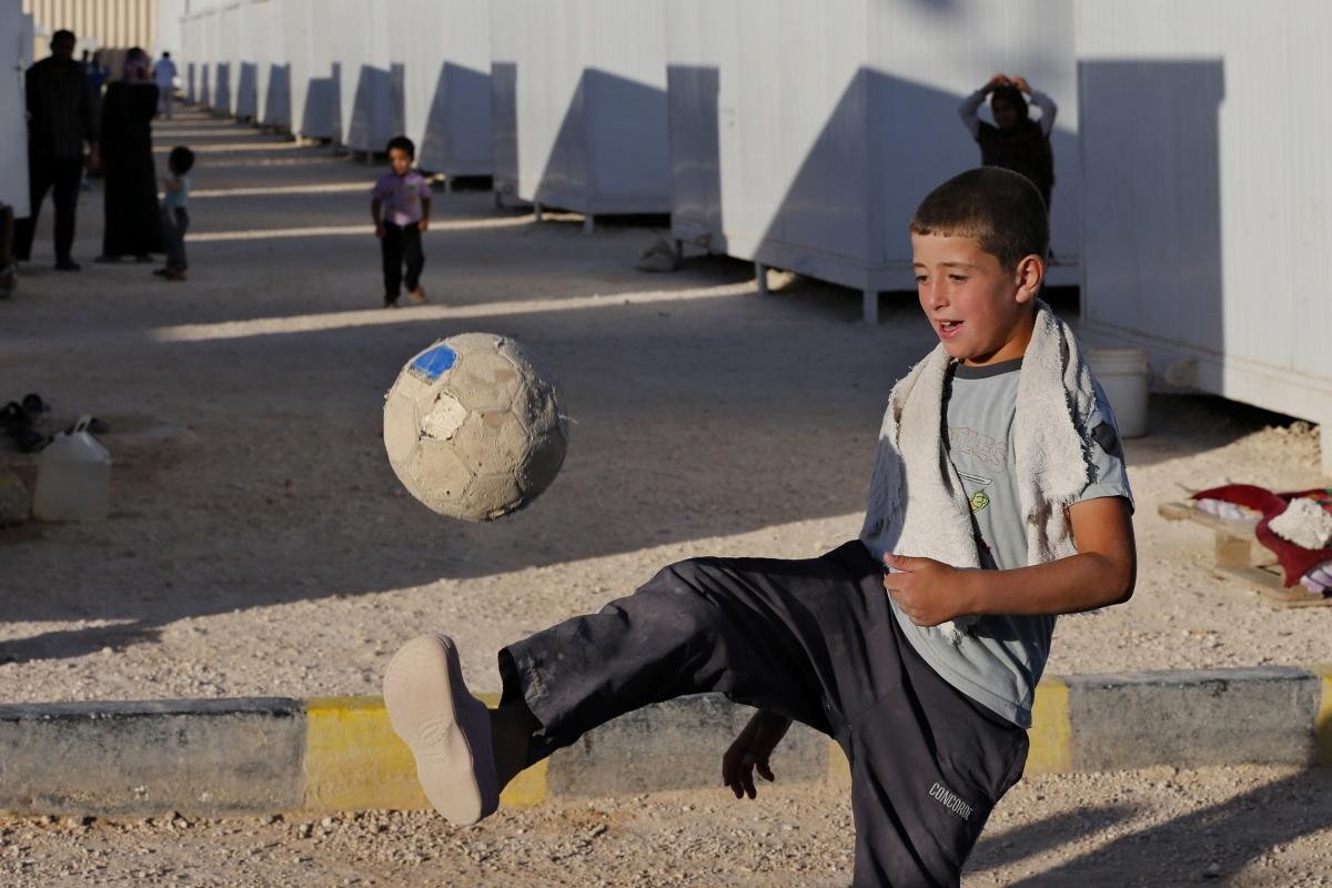 Syria refugee