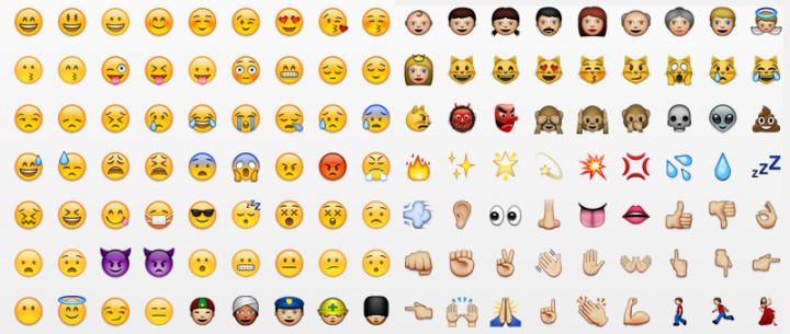 Emoj li: Tired of Words? New Social Network App Uses Emoji Emoticons
