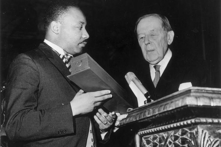 MLK Nobel