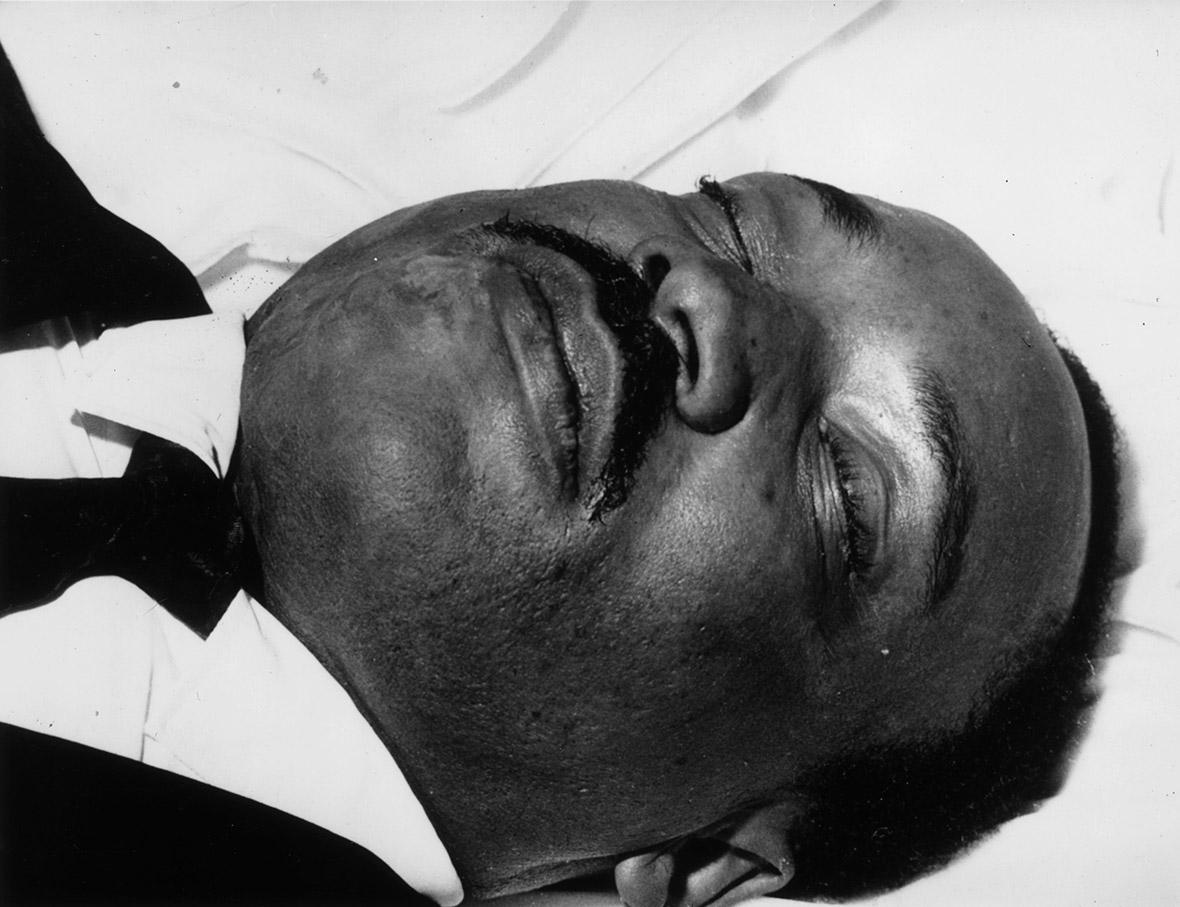 MLK dead