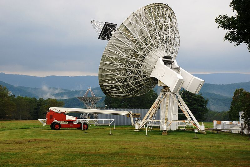 More Mysterious Radio Signals Detected Coming from Deep Space