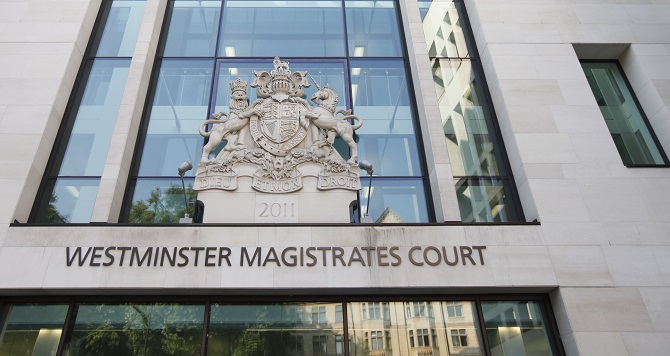 Westminster Magistrate's Court