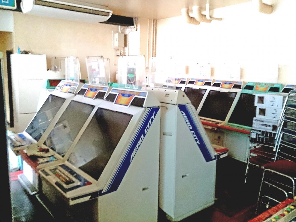Arcade machines 1