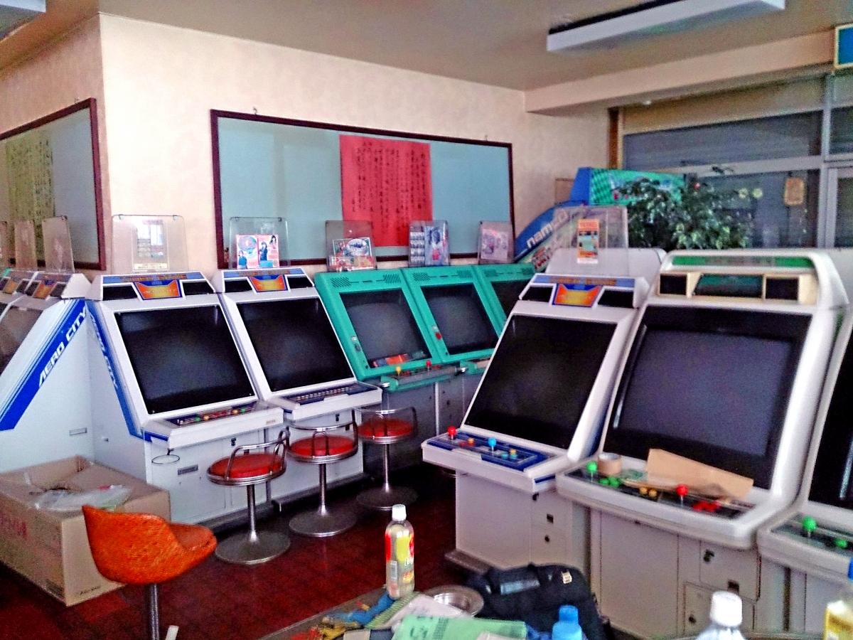 Arcade machines 2