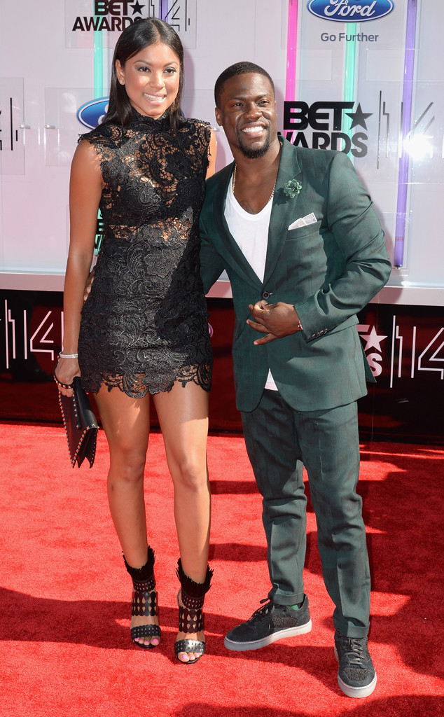 Kevin Hart Proposes To...