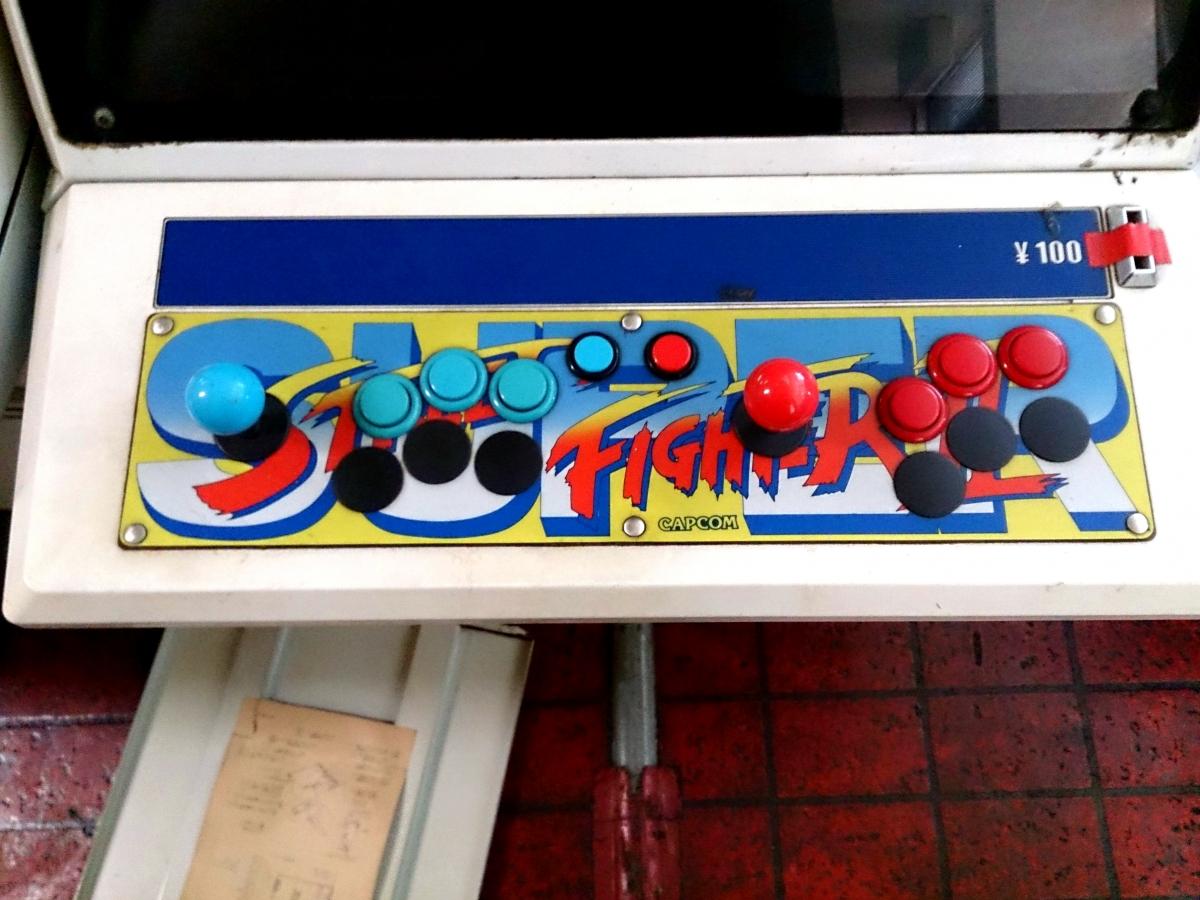 Arcade machines 6