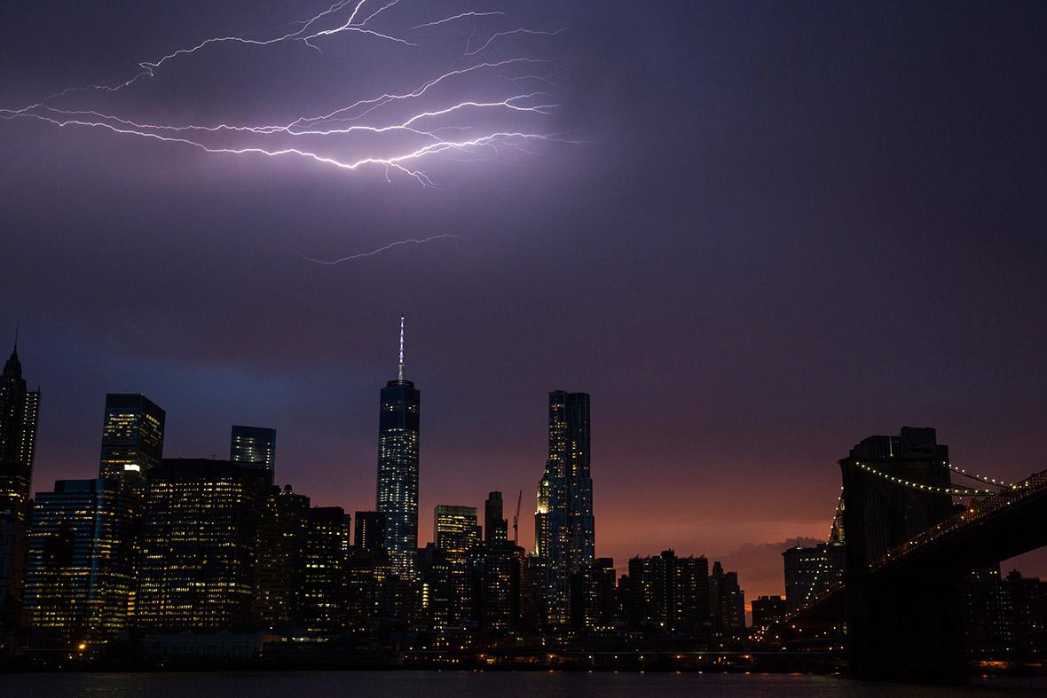 new york storm