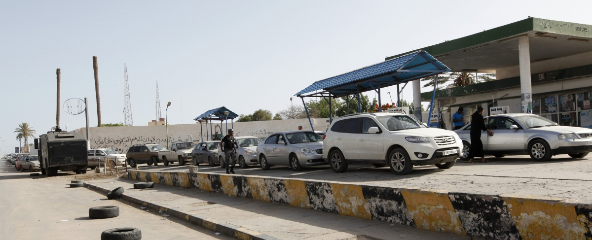 Libya petrol shortages