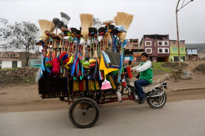 broom seller