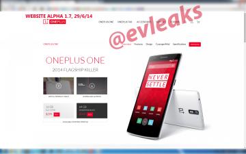 OnePlus Tab Fake Website
