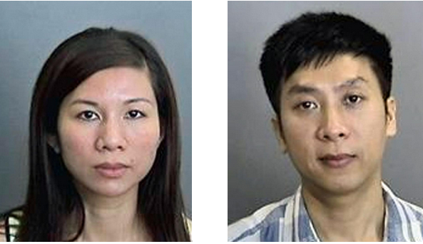 couple arrested autistic son cage