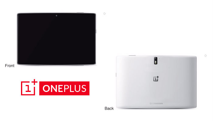 OnePlus Tab Concept Art
