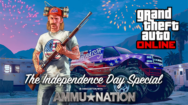GTA 5 1.15 Update Independence Day Weekend special