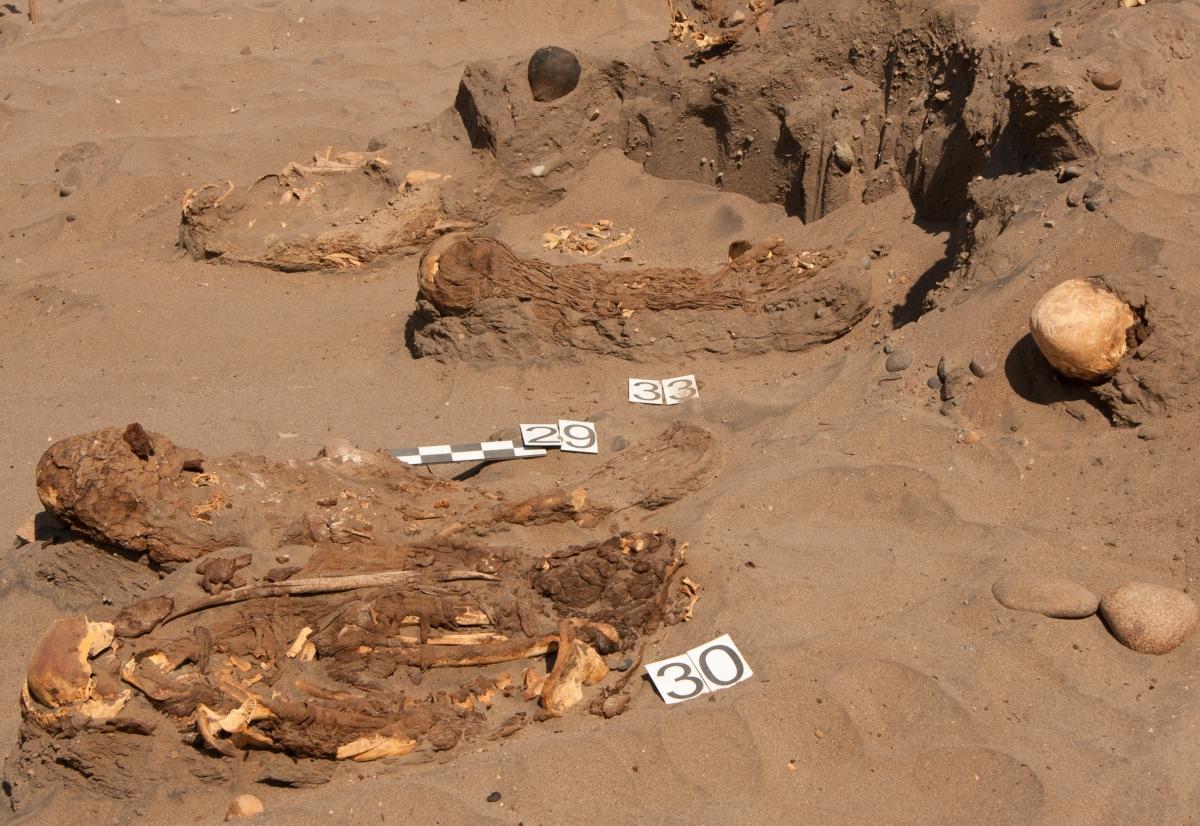Peruvian mummies 1
