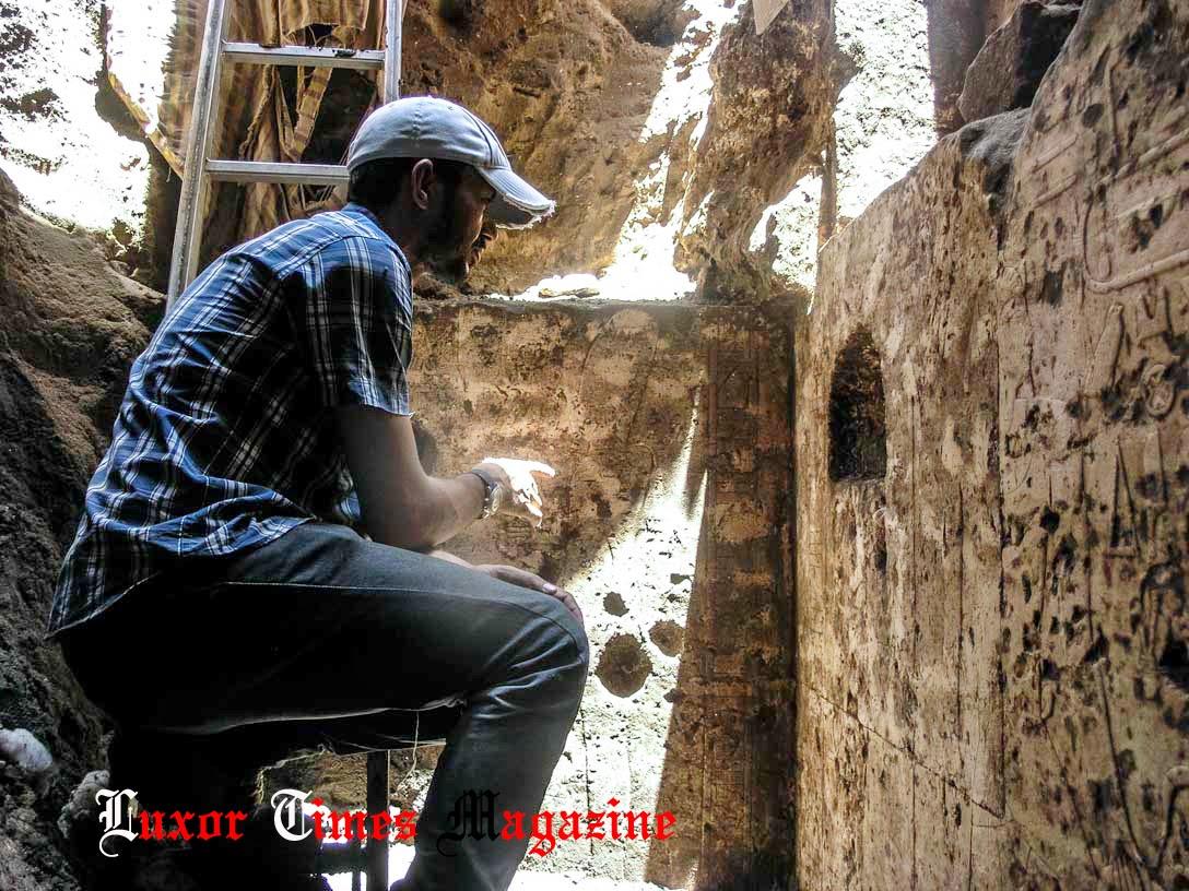 Mentuhotep II tomb