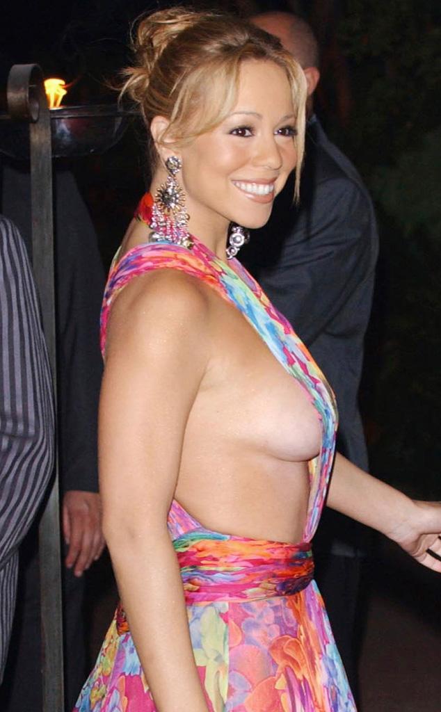 Side Boob Mariah