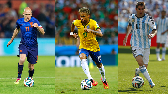 World Cup 2014: Quarter Finals Preview