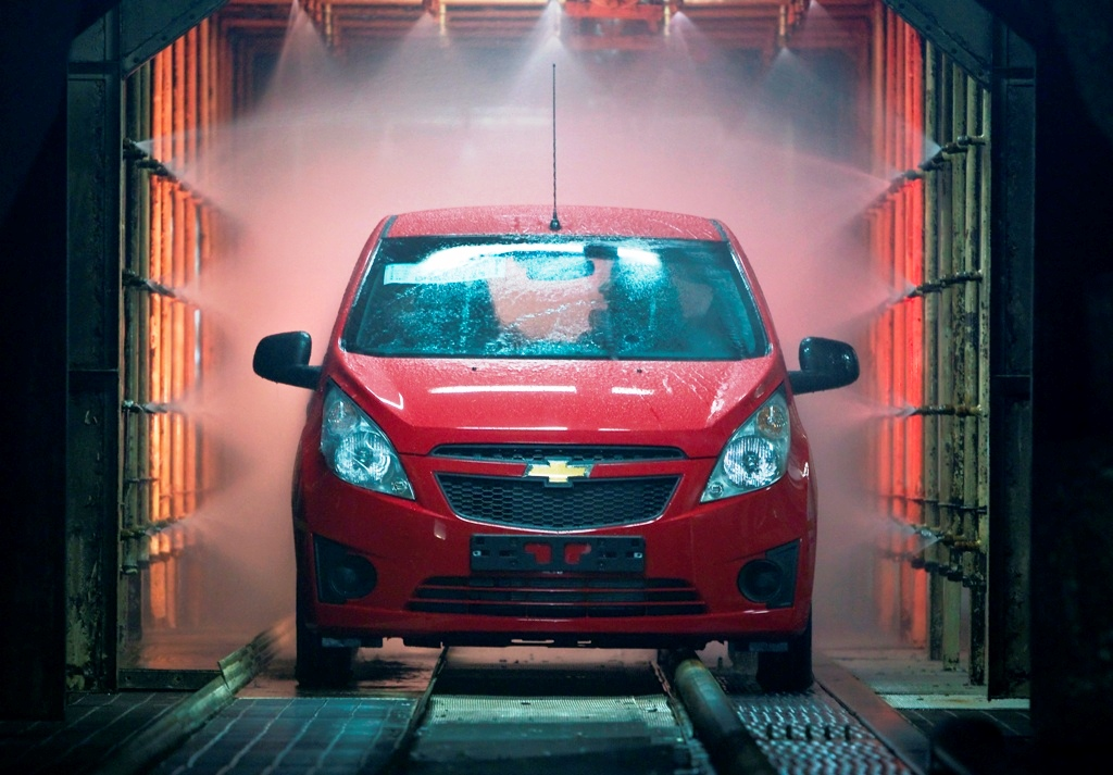 GM Recalls 27,000 Spark Cars in Korea to Fix Transmission Defect
