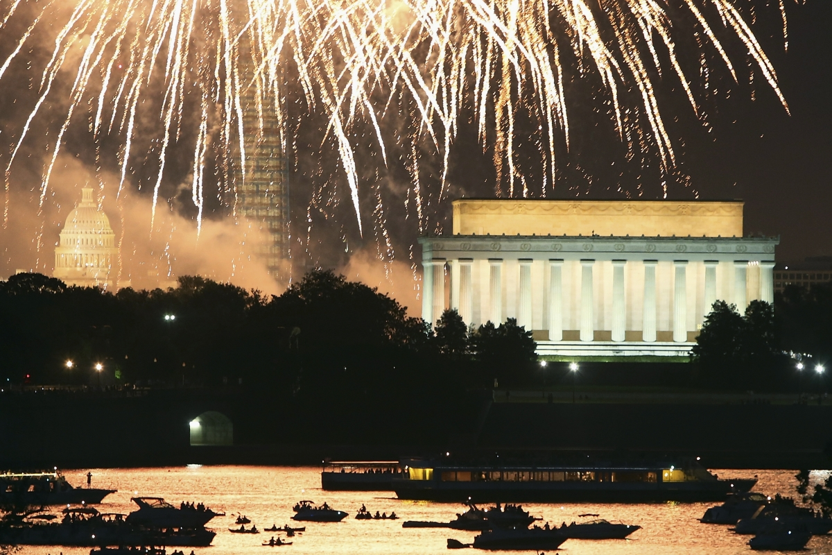 US Independence Day Fourth of July: Cherished Moments of American Patriotism Through History