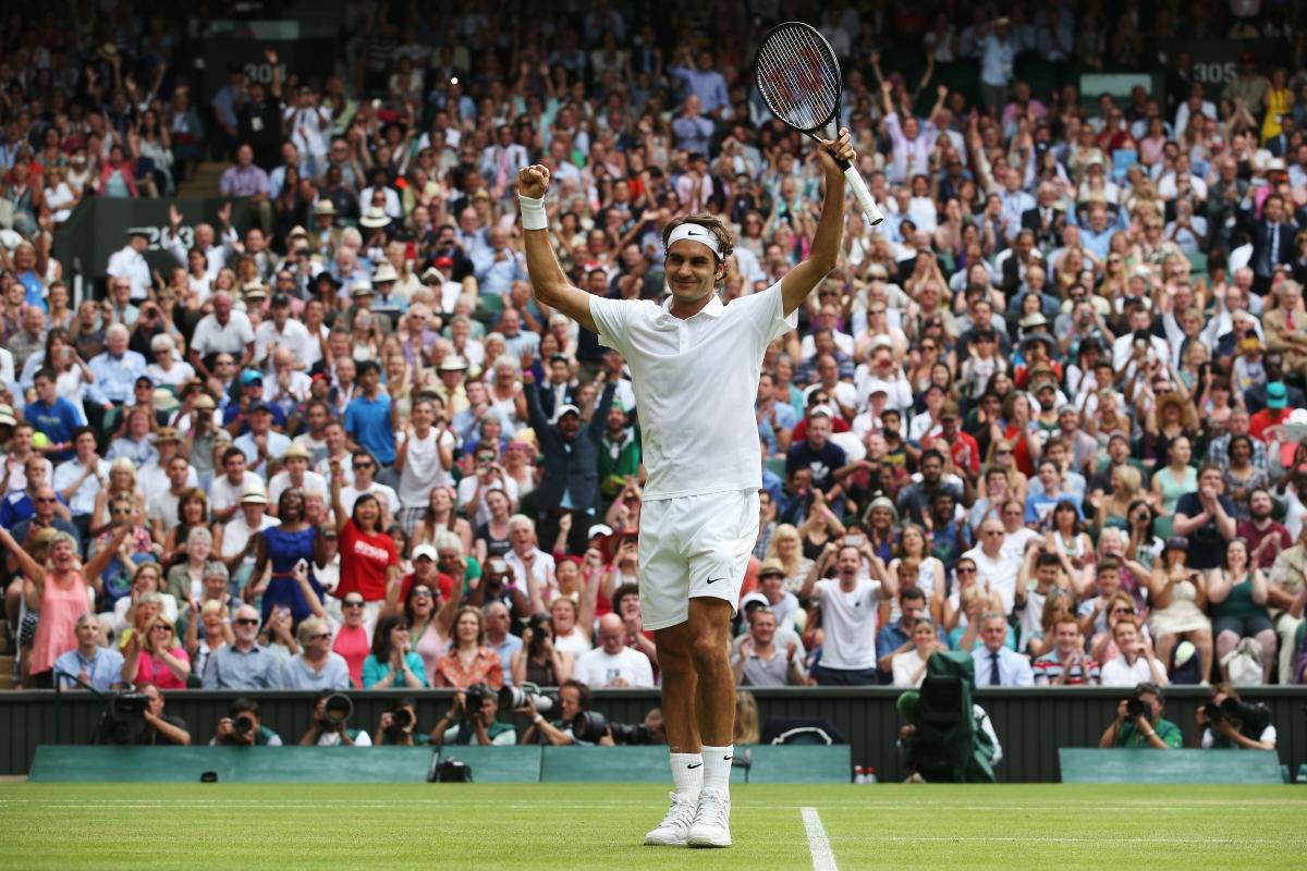 Roger Federer V Milos Raonic Wimbledon 2014 Where To