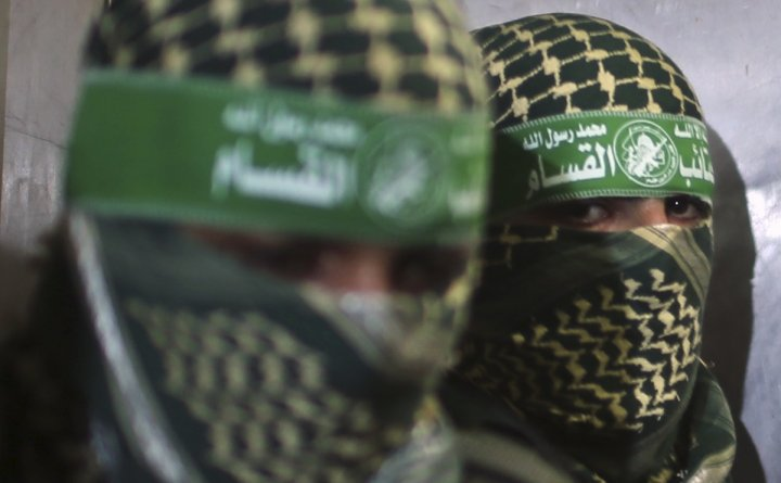 Hamas Israel Palestine