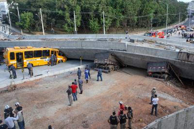 brazil overpass