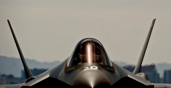 F-35 Fighter Aircraft