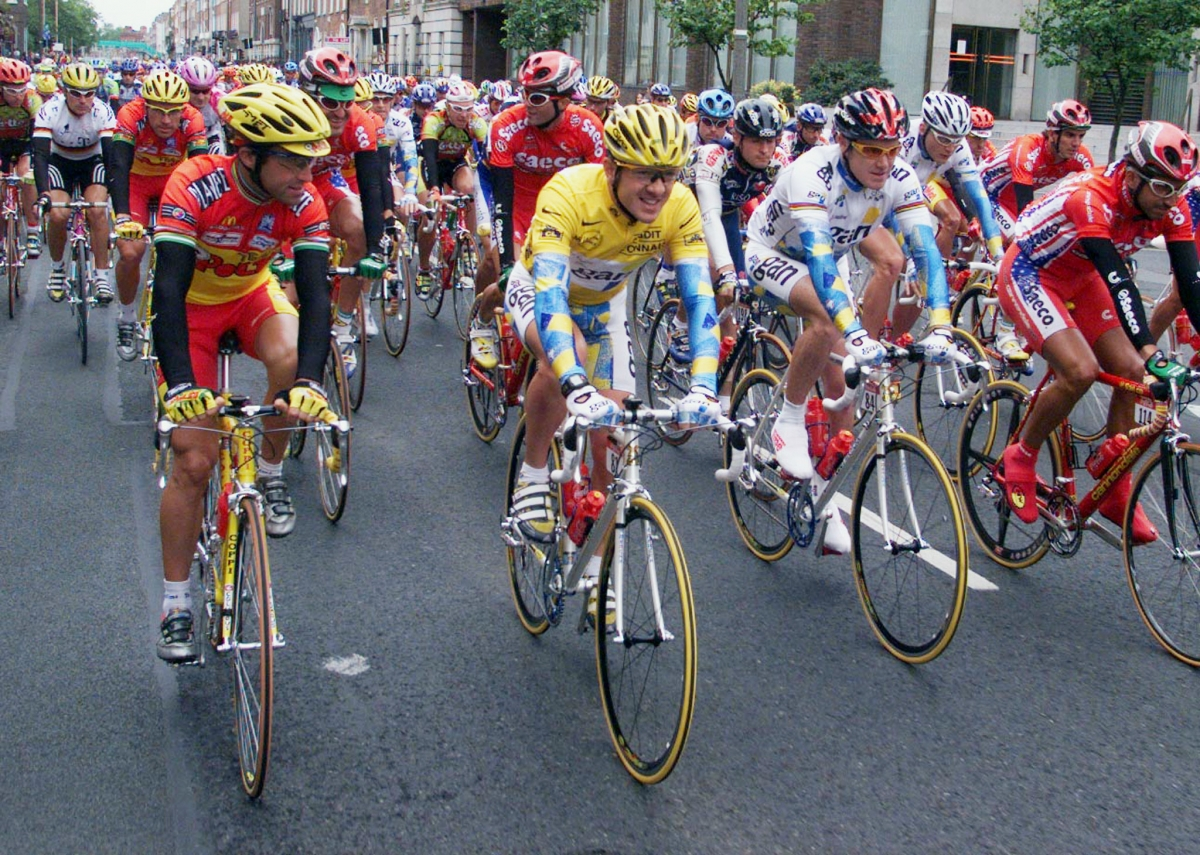Chris Boardman Takes us Through This Year's Tour de France