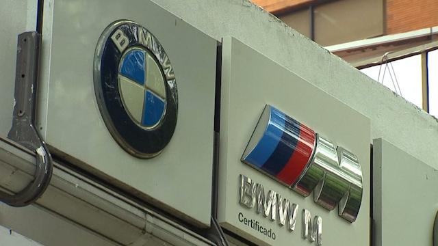 BMW's $1 billion Plant Surfs Mexican Investment Wave