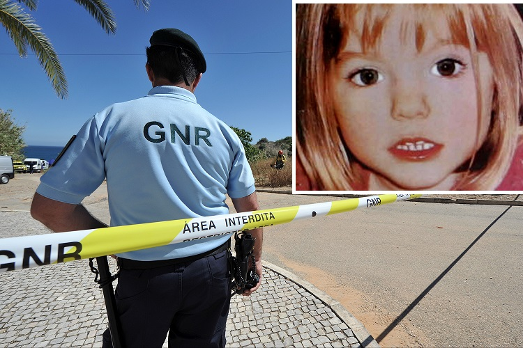 """Portugese police have been """"used and abused"""" by British officers looking for Madeleine McCann, claims Riu Pereira"""