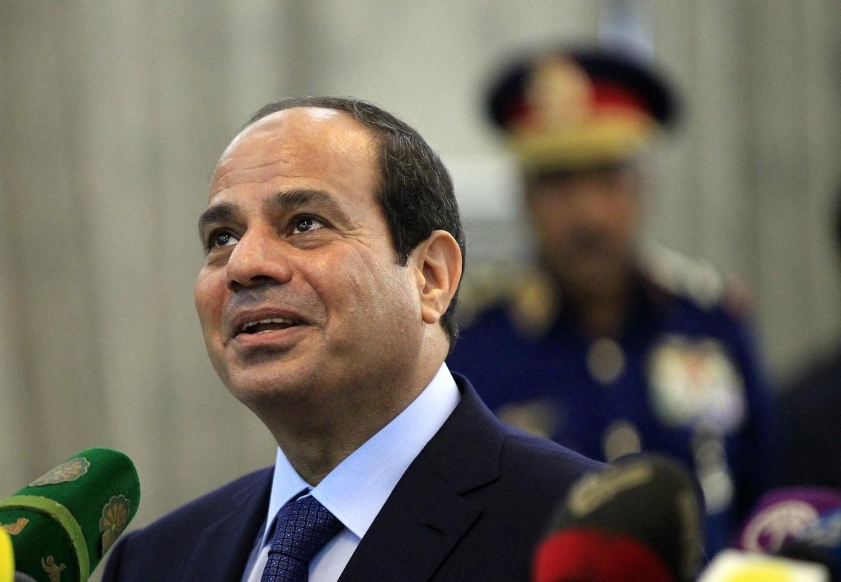 Egypt Sisi President
