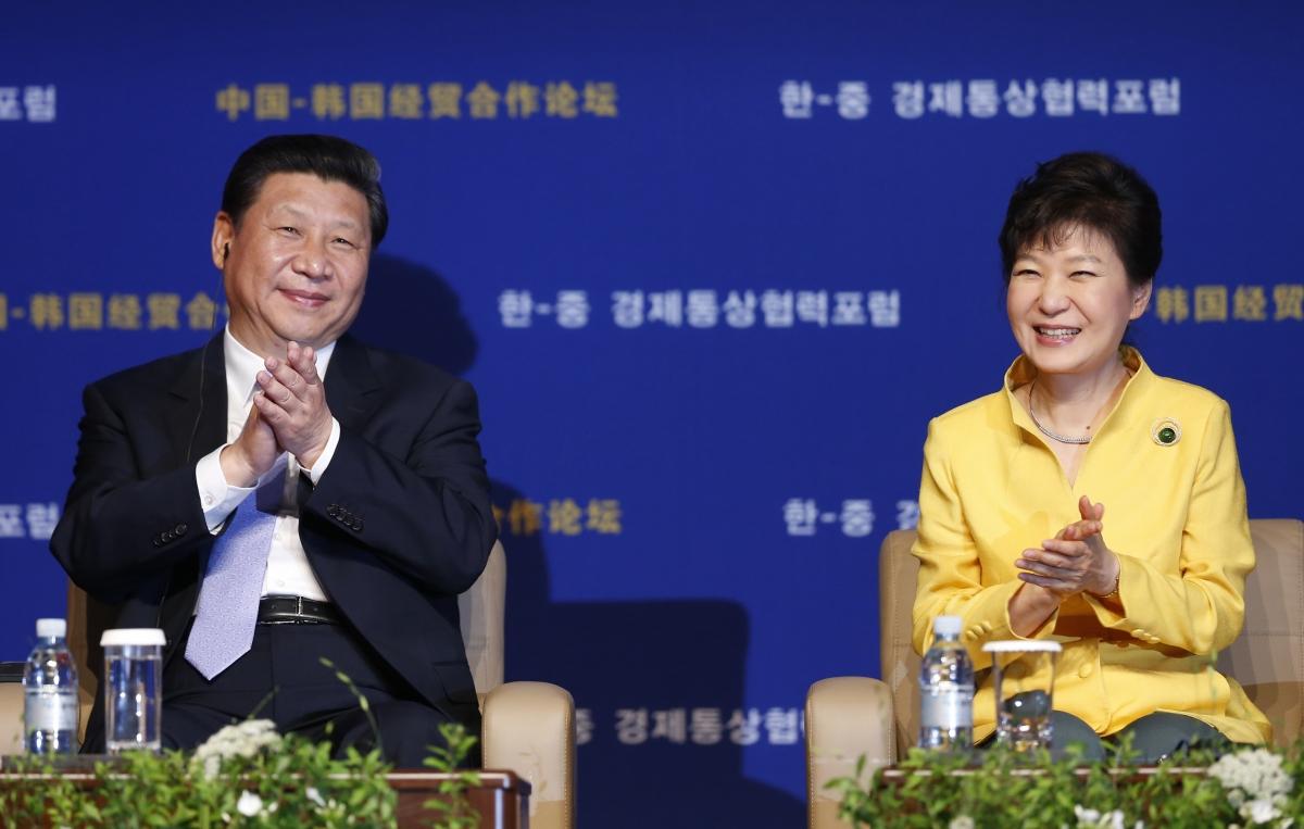 Chinese President Xi Jinping's South Korea visit