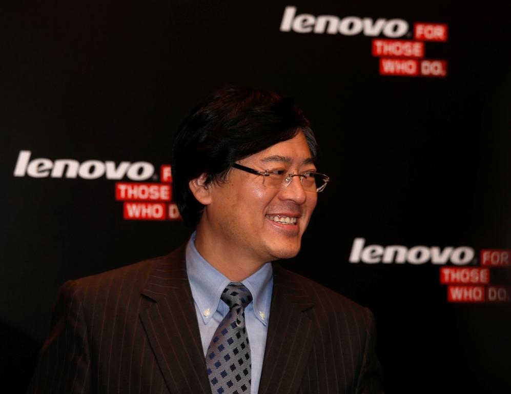 Lenovo Group CEO