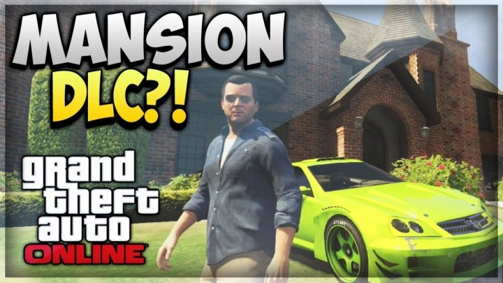 GTA 5 Online: Mansion and Apartment DLC Coming Soon