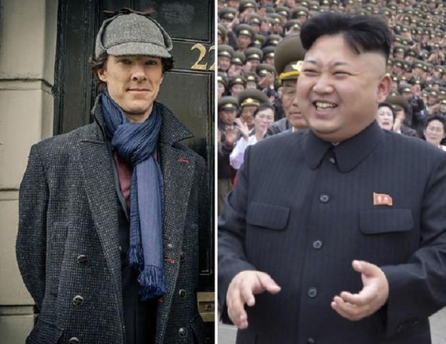 Sherlock Holmes shipped to North Korea
