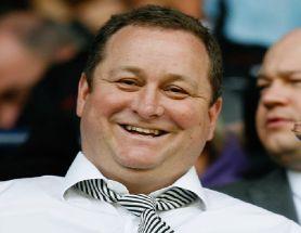 Newcastle Utd owner Mike Ashley