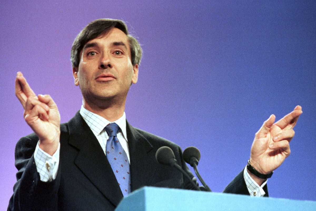 Tory MP John Redwood