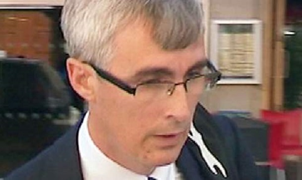 Dr Myles Bradbury is accused of sexually molesting children with cancer at a Cambridge Hospital