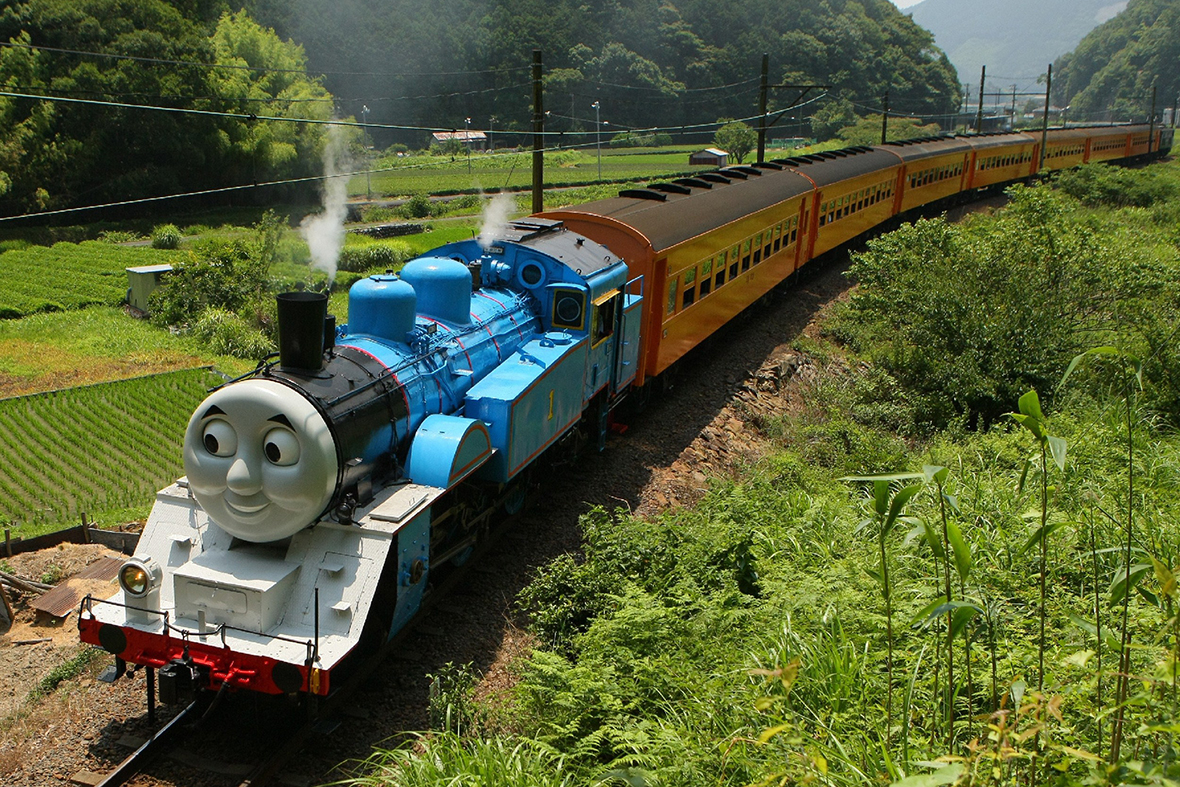 Thomas Tank Engine
