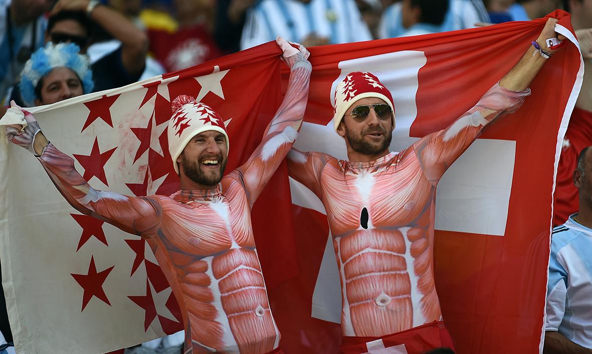 world cup fans switzerland