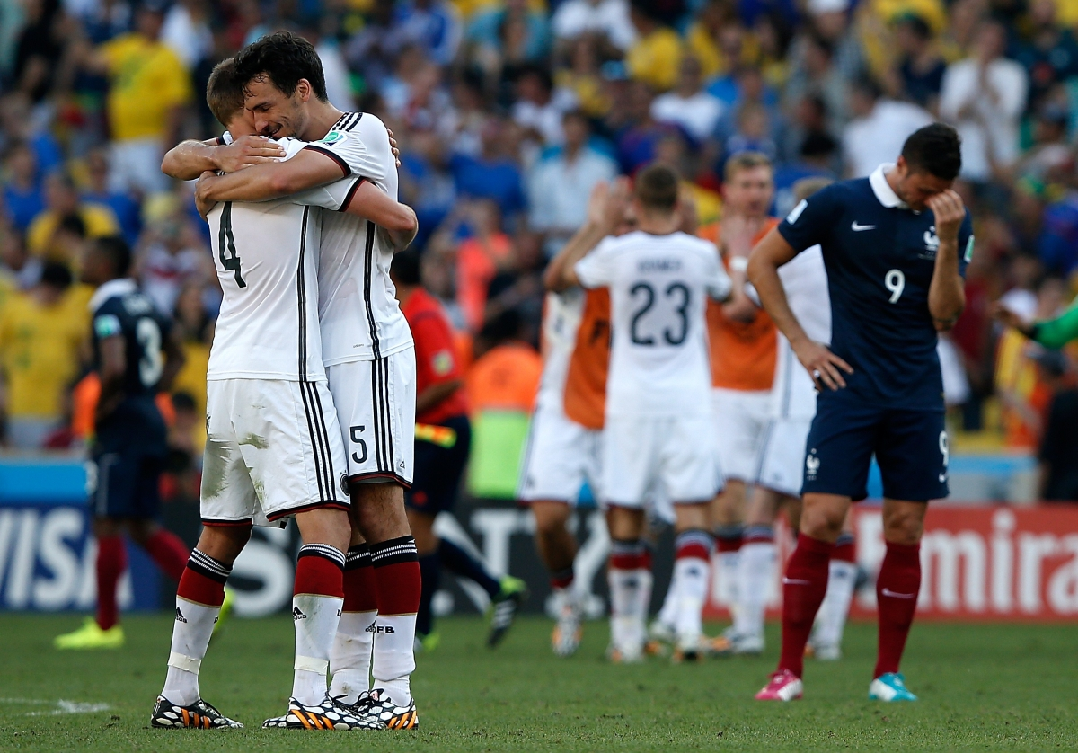 Germany through
