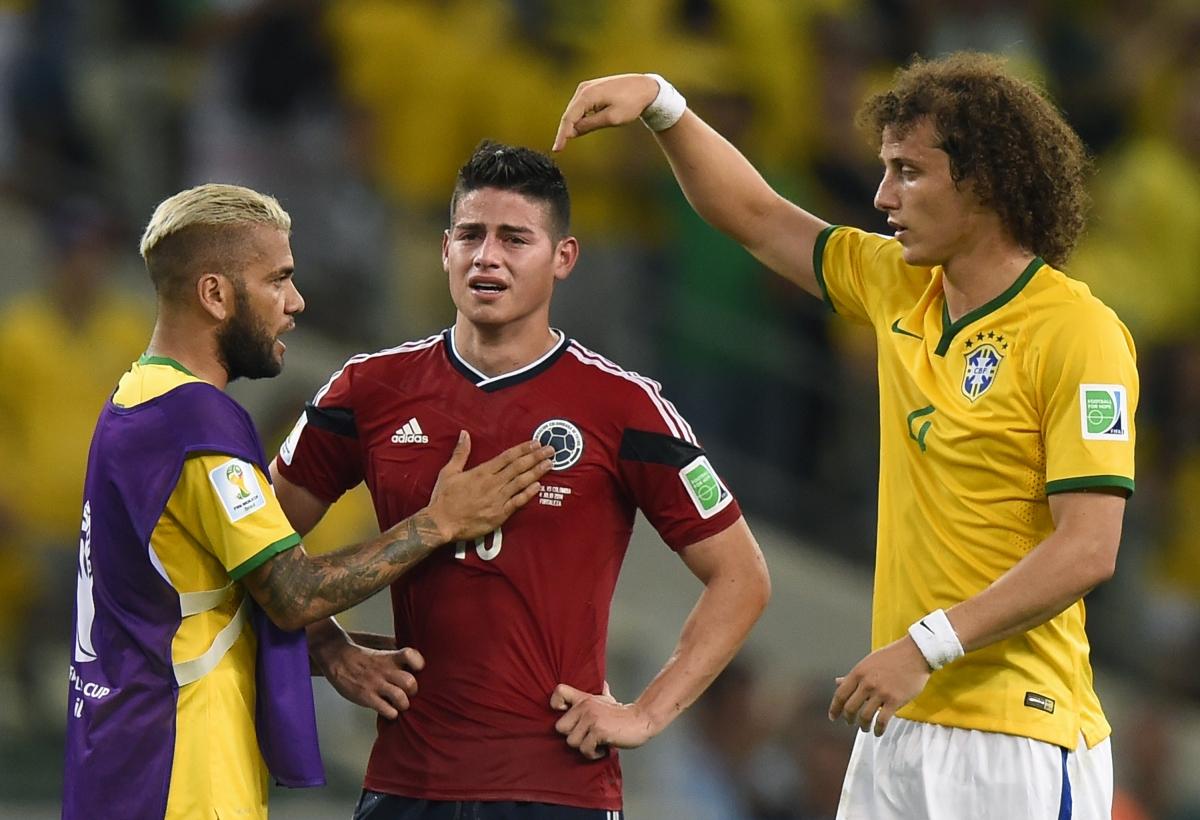 Rodriguez crying