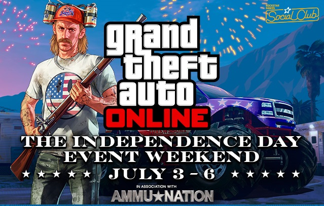 GTA 5 Independence Day Weekend: How to Unlock Rare Secret Hidden Clothes, Beer Hats and Liberty T Shirt