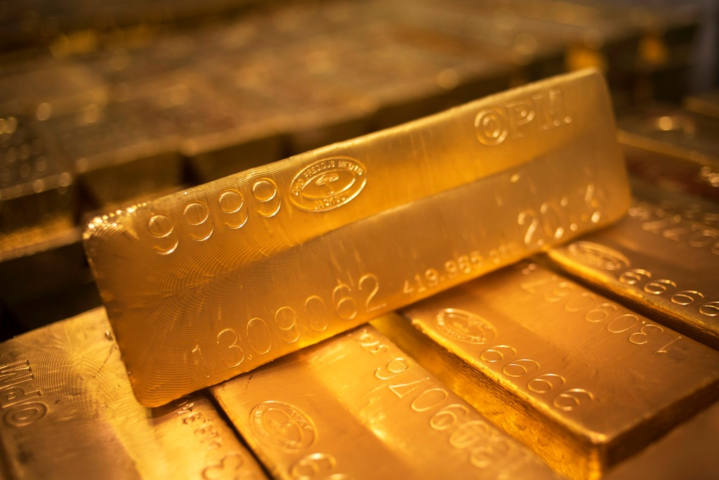 Gold Prices Could Trade Sideways